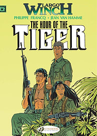 Largo Winch Vol.4: The Hour of the Tiger (Paperback)Books
