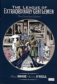 League of Extraordinary Gentlemen Omnibus (Paperback)Books