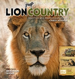 Lion Country (Hardcover)Books