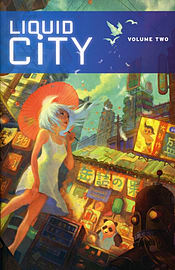 Liquid City Volume 2 OGNBooks
