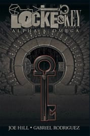 Locke & Key Volume 6: Alpha & Omega (Locke & Key (Idw)) (Hardcover)Books