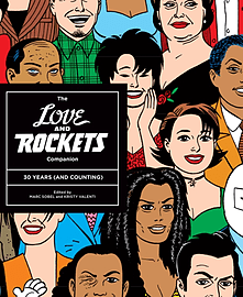 Love and Rockets Companion, The: 30 Years (And Counting) (Paperback)Books