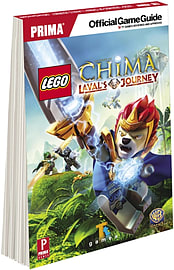 LEGO Legends of Chima: Laval's Journey: Prima's Official Game Guide (Paperback)Books