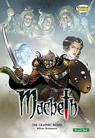 Macbeth The Graphic Novel: Quick Text (British English) (Paperback)Books