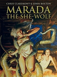 Marada the She-Wolf (Hardcover)Books