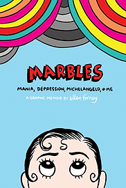 Marbles: Mania, Depression, Michelangelo and Me (Paperback)Books