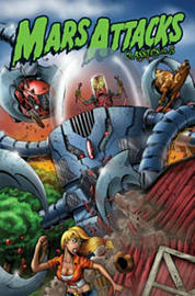 Mars Attacks Classics Volume 3 (Paperback)Books