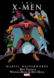 Marvel Masterworks: The X-Men - Volume 4 (Paperback)Books