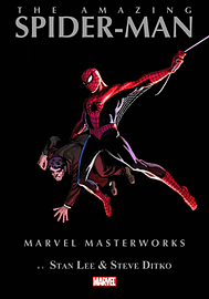 Marvel Masterworks: The Amazing Spider-Man Volume 1 TPB: Amazing Spider-Man v. 1 (Paperback)Books