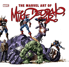 Marvel Art of Mike Deodato, The (Hardcover)Books