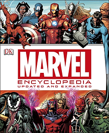 Marvel Encyclopedia (updated edition) (Hardcover)Books