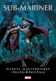 Marvel Masterworks The Sub-Mariner Volume 1 (Marvel Masterworks (Numbered)) (Paperback)Books