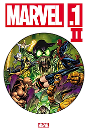 Marvel Point One II (Paperback)Books