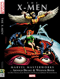Marvel Masterworks: The X-Men - Volume 5 (Paperback)Books