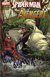 Marvel Universe Avengers: Spider-Man and the Avengers (Marvel Adventures Avengers) (Paperback)Books
