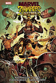 Marvel Zombies Destroy! (Paperback)Books