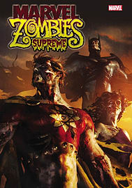 Marvel Zombies Supreme (Hardcover)Books