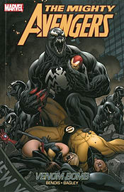 Mighty Avengers Volume 2: Venom Bomb TPB: Venom Bomb v. 2 (Graphic Novel Pb) (Paperback)Books