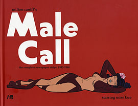Milton Caniff's Male Call (Hardcover)Books