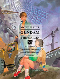 Mobile Suit Gundam: The Origin 6 (Hardcover)Books