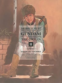 Mobile Suit Gundam: The Origin 2 (Hardcover)Books
