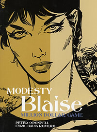 Modesty Blaise: Million Dollar Game (Modesty Blaise (Graphic Novels)) (Paperback)Books