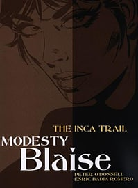 Modesty Blaise: The Inca Trail (Modesty Blaise) (Paperback)Books