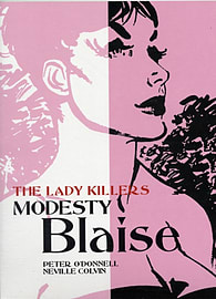 Modesty Blaise: The Lady Killers (Modesty Blaise (Graphic Novels)) (Paperback)Books