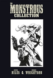 Monstrous Collection of Steve Niles and Bernie Wrightson (Hardcover)Books