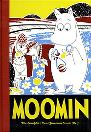 Moomin: Bk. 6: The Complete Lars Jansson Comic Strip (Hardcover)Books