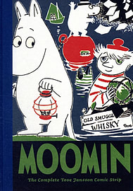 Moomin: The Complete Tove Jansson Comic Strip: Bk. 3 (Hardcover)Books