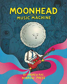 Moonhead and the Music Machine (Hardcover)Books