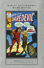 MARVEL MASTERWORKS DAREDEVIL VOLUME 6Books