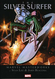 MARVEL MASTERWORKS: THE SILVER SURFEBooks