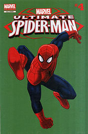 MARVEL UNIVERSE ULTIMATE SPIDERMAN COMICBooks