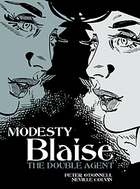 MODESTY BLAISE THE DOUBLE AGENTBooks