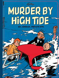 MURDER BY HIGH TIDEBooks