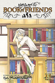 Natsume's Book of Friends 11 (Paperback)Books