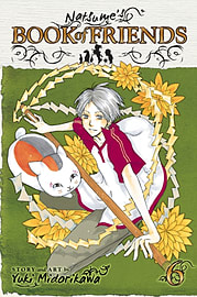 Natsume's Book of Friends Vol 6 (Paperback)Books
