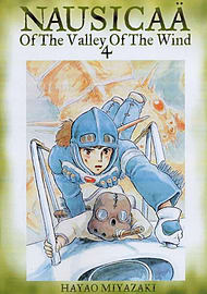 Nausicaa of the Valley of the Wind volume 4 (Paperback)Books