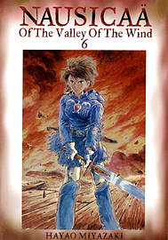 Nausicaa of the Valley of the Wind volume 6 (Paperback)Books