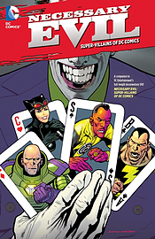 Necessary Evil: The Villains of the DC Universe TP (Paperback)Books