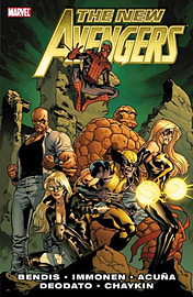 New Avengers By Brian Michael Bendis - Vol. 2 (Paperback)Books