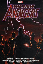 New Avengers Omnibus - Vol. 1 (The New Avengers) (Hardcover)Books
