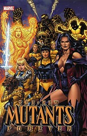 New Mutants Forever - Volume 1 (Paperback)Books