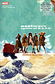 Nextwave: Agents Of H.A.T.E. Ultimate Collection TPB (Graphic Novel Pb) (Paperback)Books