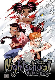 Nightschool: Vol 3 (Paperback)Books