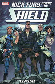 NICK FURY AGENT OF SHIELD CLASSIC VOL 1Books