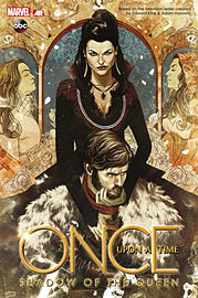Once Upon a Time: Shadow of the Queen (Hardcover)Books