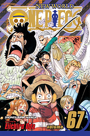 One Piece 67 (Paperback)Books